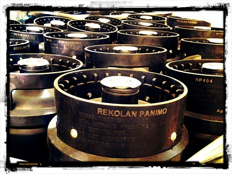 Kegs from Brewery Plastics Ltd arrived to Rekola Brewery.